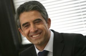 Новоизбраният президент Росен Плевнелиев: Модерната европейска държава е националният идеал на България