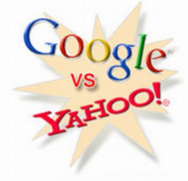 Google се чуди дали да глътне Yahoo!