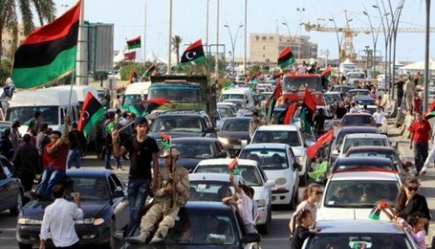 Свобода от диктатурата обявиха в Либия