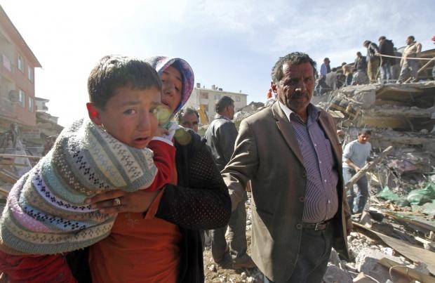 Жертвите от земетресението в Турция достигнаха 264