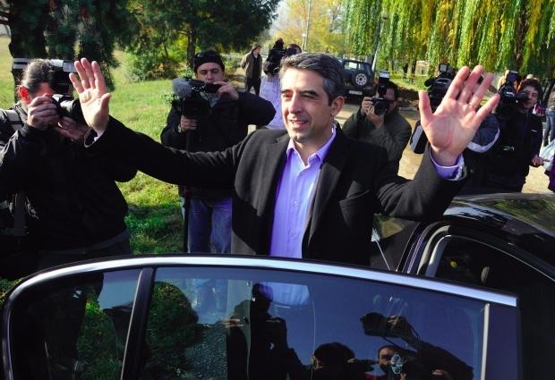 Плевнелиев е новият президент на България – екзит пол