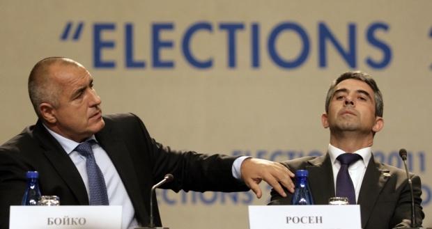 Борисов: Няма да се кандидатирам за президент през 2016 г.!
