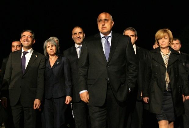 Борисов: Всеки кандидат на ГЕРБ щеше да стане президент