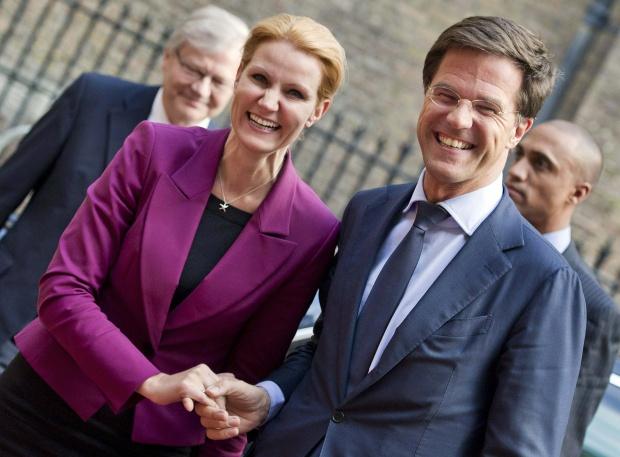 Бюджет 2012 отменя визита на холандския премиер в София