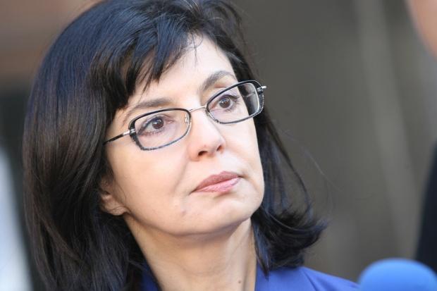 Меглена Кунева, независим кандидат за президент: България се нуждае от надпартийност и конкурентоспособност
