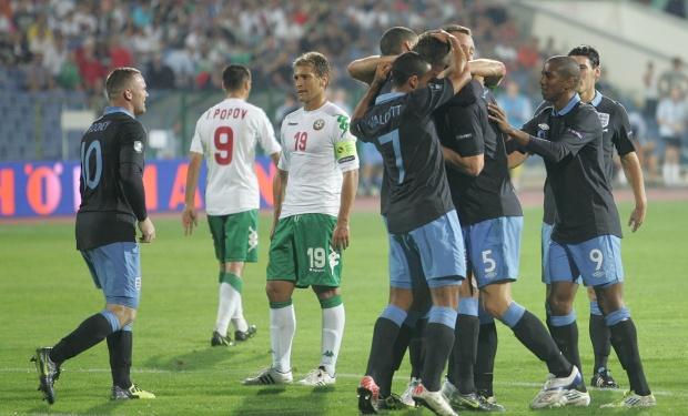УЕФА глоби България за расизъм