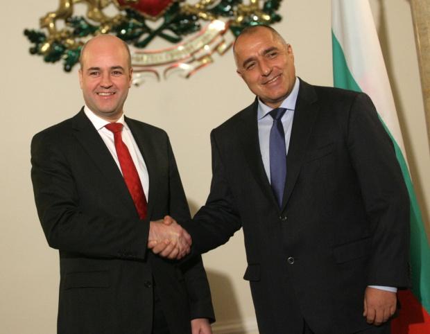 Швеция дава България за пример в ЕС