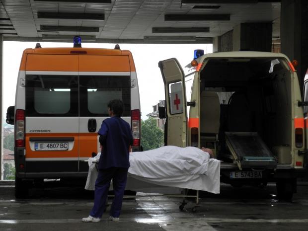 Жена почина пред болницата, след като бе изписана
