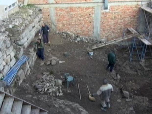 Археолози откриха древна църква в Созопол
