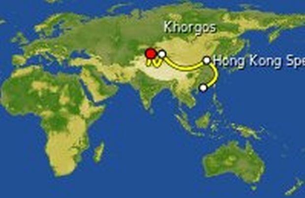 Казахстан кани България да строи терминали на китайската граница