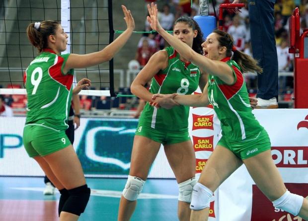 Българките спечелиха турнира в Баку