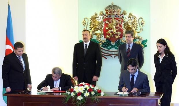 България отново на поход за азерски газ