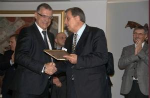 АББ със златен медал за принос в икономиката