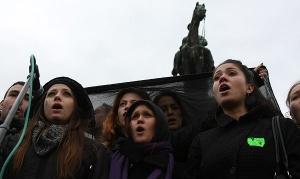 Студенти протестират срещу високите такси