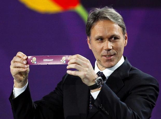 Испания–Италия и Англия–Франция в групите на Евро 2012
