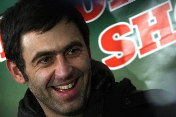 Рони О'Съливан пристигна в България