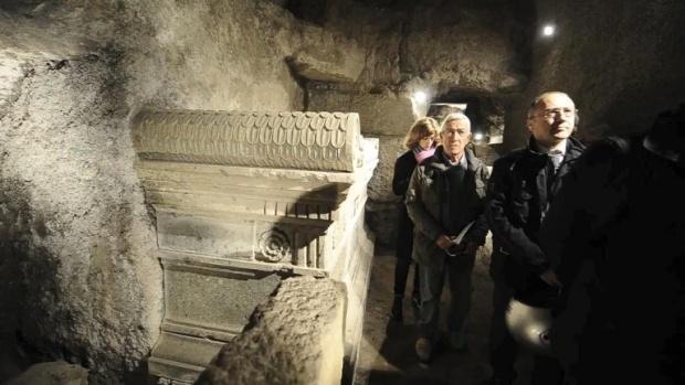 Отвориха отново гробницата на Сципион Африкански
