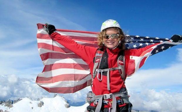 """15-годишен изкачи """"голямата седморка"""" на световните върхове"""