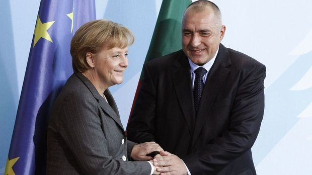Бойко отива на среща с Меркел