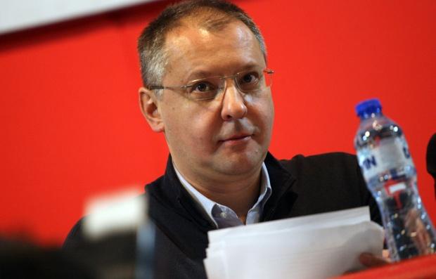 Станишев обеща подкрепа на Плевнелиев