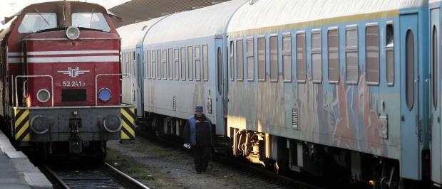 Билетите за влак с 9% по-скъпи от понеделник
