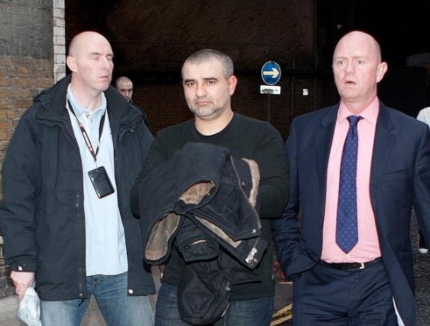 """Сън"": Брутален български гангстер арестуван в Англия"