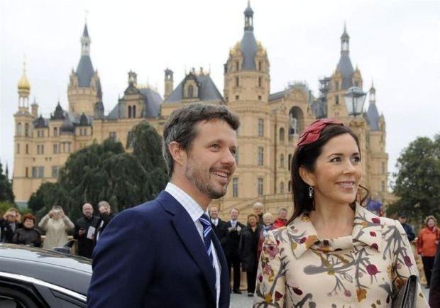 Датската принцеса роди момиченце