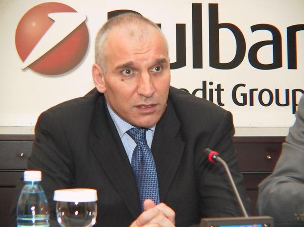 Левон Хампарцумян, главен изпълнителен директор, УниКредит Булбанк: Банките в България без ръст, но стабилни