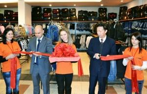 Откриха най-големия китайски магазин в Пловдив