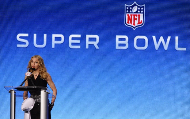 """Мадона: Сбъдната мечта е да пея на """"Супербоул"""""""