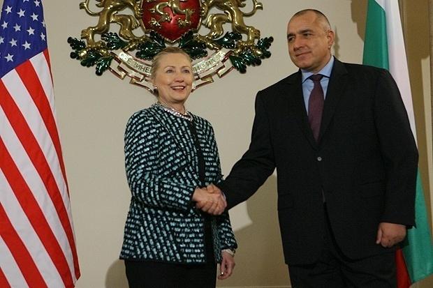 Клинтън, Борисов осъдиха Русия и Китай заради Сирия