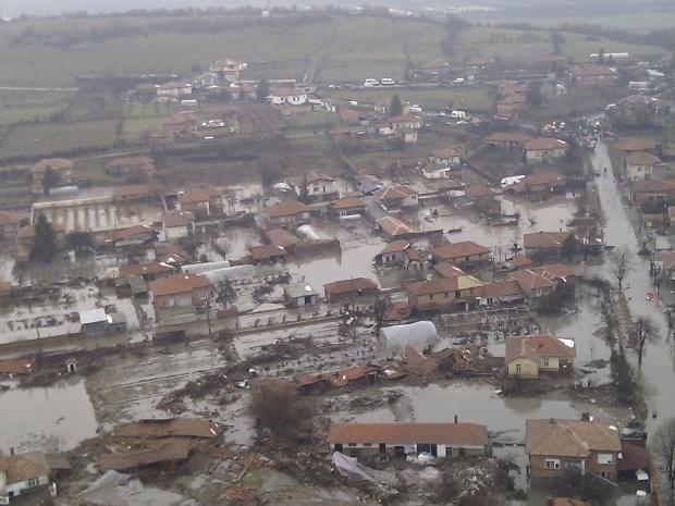 България получи безвъзмездна помощ от Унгария за наводненията