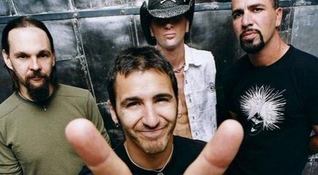 И Godsmack забиват на Sofia Rocks 2012