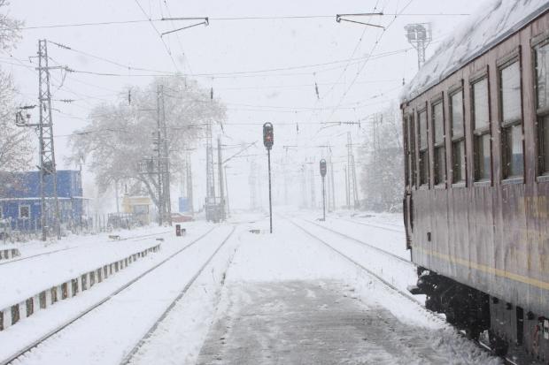 Влак отнесе каруца в Сливенско
