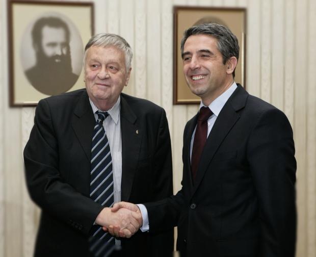 Каспер: Плевнелиев е скиор номер едно на България