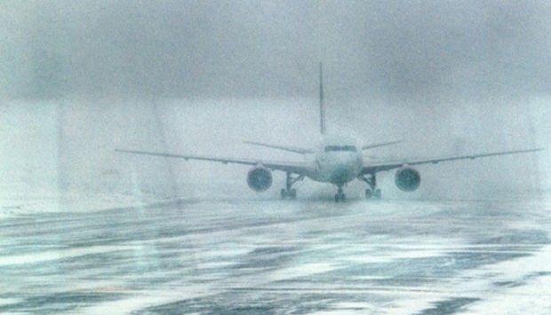 Летище Пловдив затвори заради мъгла