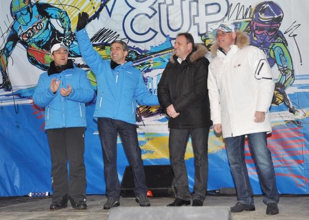 Плевнелиев откри стартовете за Световната купа в Банско