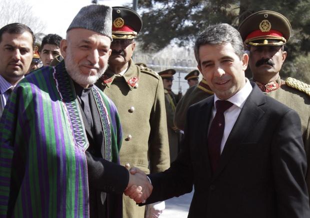 Плевнелиев договори българска болница в Кабул