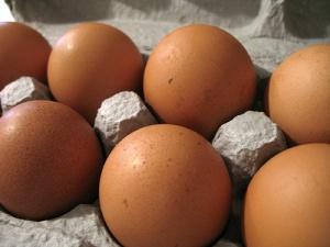 Яйцата с рекодна цена от 14 г. насам