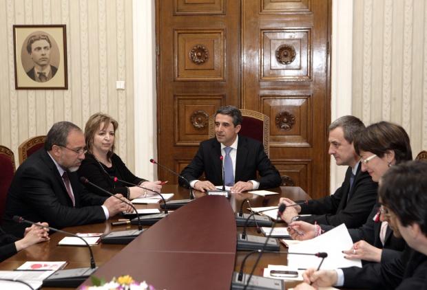 Плевнелиев: Израел да инвестира повече в България