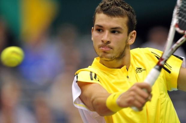 Гришо Димитров изпадна от Топ 100 на световната ранглиста
