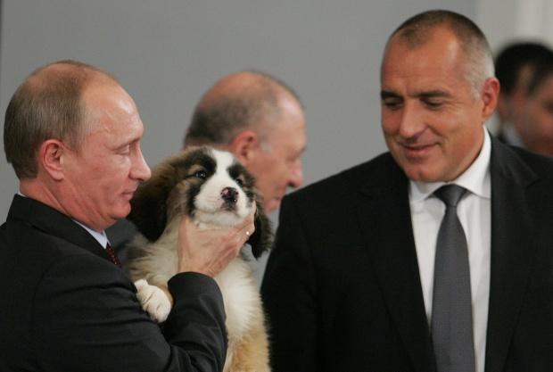 """Борисов затвърди """"приятелските отношения"""" с Путин"""