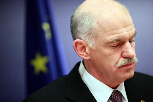 След премиерския пост Папандреу се отказа и от ПАСОК