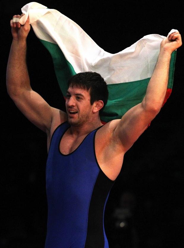 Христо Маринов европейски шампион по борба