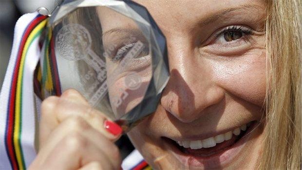 Александра Жекова спечели поредния си сребърен медал