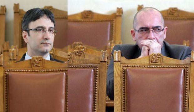 ГЕРБ изхвърли Трайчо и здравния министър