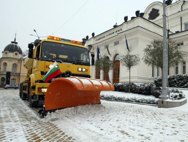 Държавата обявява край на зимата, пести 2,5 млн. лв.