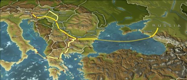 """Строителят на """"Южен поток"""" в България ясен на 23 март"""