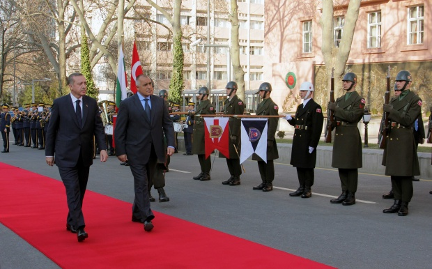 Ердоган диверсифицира България