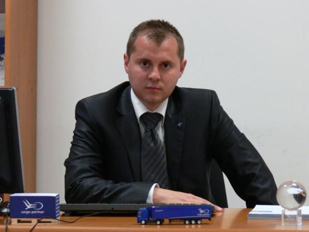 Управляващият директор на карго-партнер Антон Стойков: България е привлекателен пазар за спедиторски компании